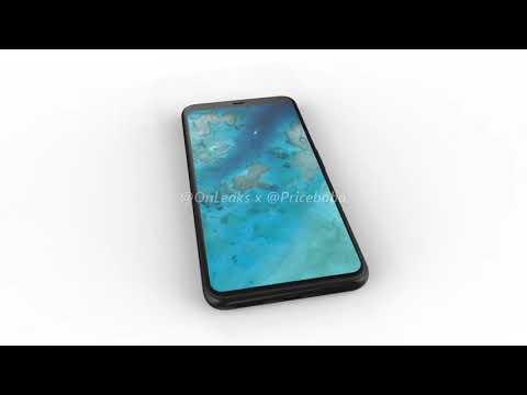 Google Pixel 4 XL First Look: 360 renders EXCLUSIVE