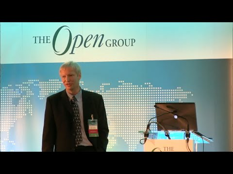 The Open Group - Architecting the Internet of Things