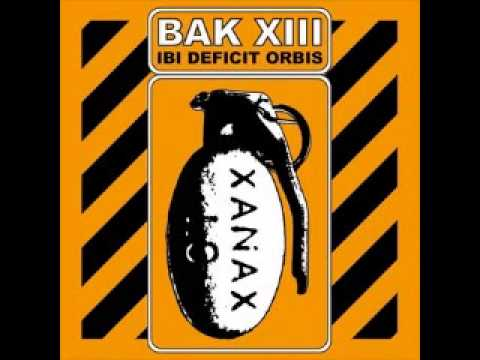 BAK XIII - In the Name Of Industry