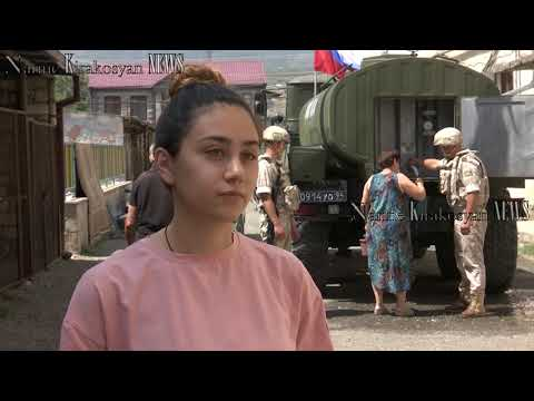Карабах / без воды и связи 10 месяцев
