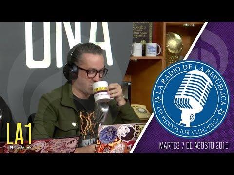 #LA1 - Doña Peña en carisimo de Paris - La Radio de la República - @ChumelTorrres
