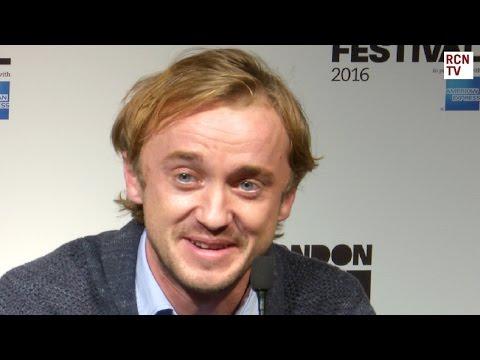 Tom Felton Interview A United Kingdom Premiere