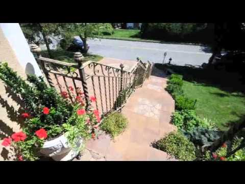 Front door, stairs, entrance to second floor, paving stone driveways, long island Gappsi