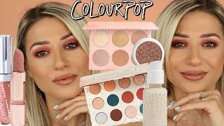 ONE BRAND TUTORIAL: COLOURPOP || GIO DREVELI ||