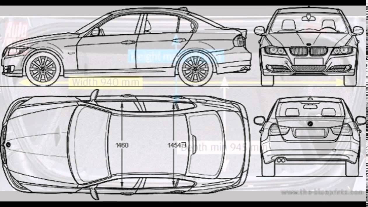 Bmw 328i Dimensions Length Of Bmw 3 Series