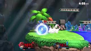 MasonEliwood (Roy) vs. Solid Spin (Snake) #7 Online