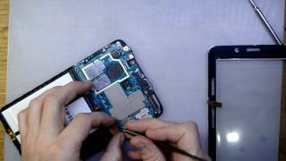 Samsung Galaxy Tab SM-T116 замена дисплея и сенсора