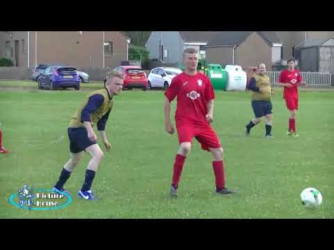 High Ormlie Hotspur v Francis Street Club. 15th June 2018