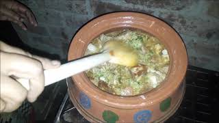 COOKING  MEAT IN HAANDI HOW TO COOK MEAT