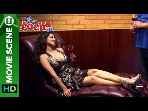 Sunny Leone Gets Typsy