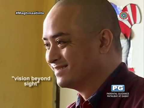 Paolo Javellana: The Only Blind Inspirational Motivational Speaker