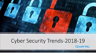 Cyber security trends: That you didn't know