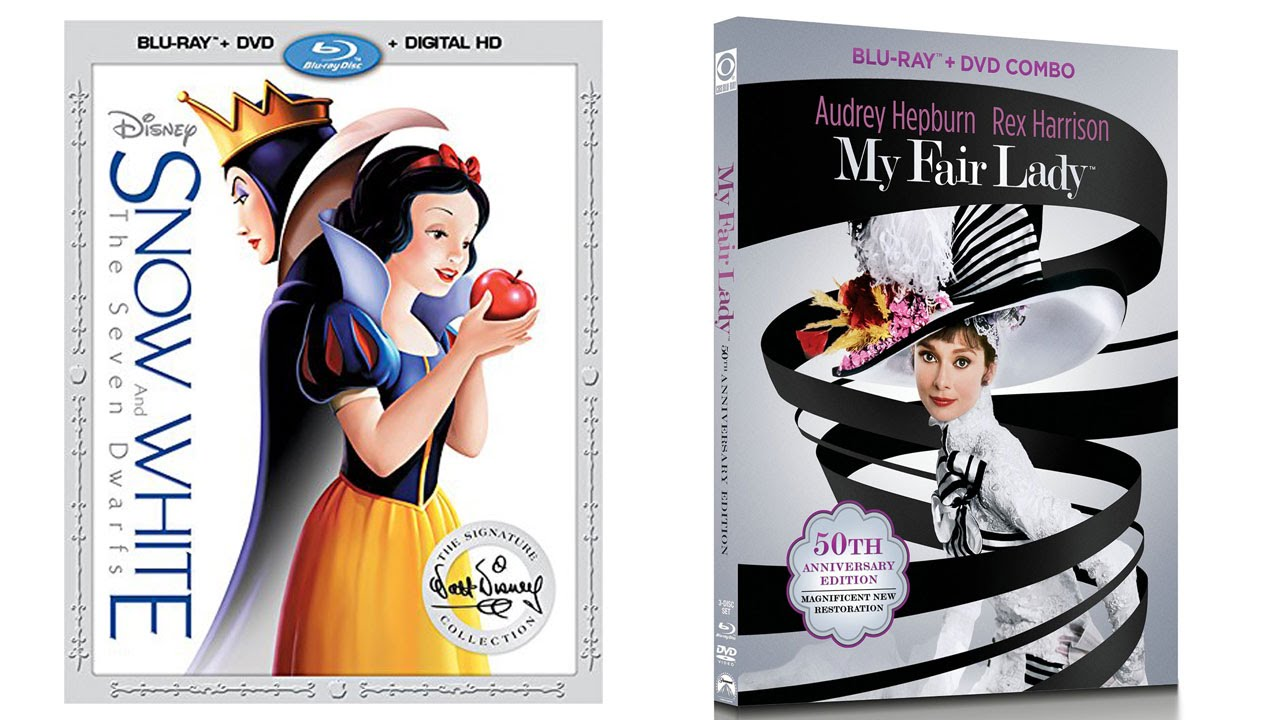 Kenneth Turan's DVD Pick: Fairy Tales Times Two