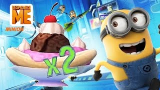 BANANA SPLITTER GAMEPLAY - Minions Rush Levels 25 - 27 Pier 12 Gameplay (IOS)