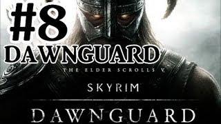 The Elder Scrolls V: Skyrim Dawnguard DLC Walkthrough - Part 8 Crossbow & Dragonbone Smithing