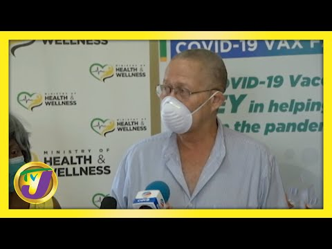 Jamaica's Former PM Bruce Golding Vaccine Support | TVJ Bite of the Week