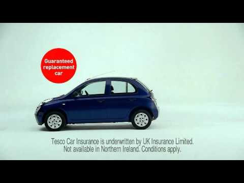 Tesco 'Replacement Car'