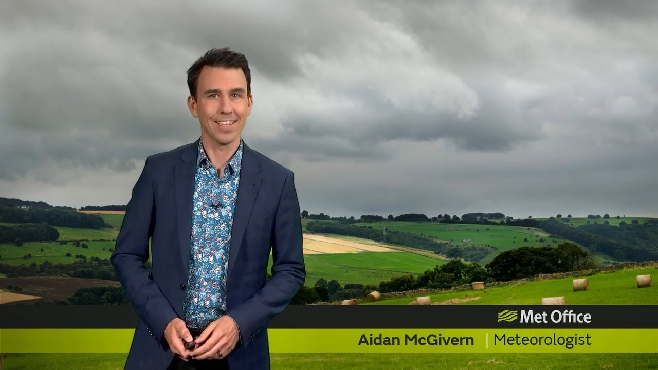 Tuesday evening forecast 07/07/20