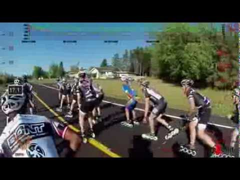 NSIM 2012 - Elite Men 40-49 - LR Cole Helmet Cam