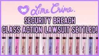 LIMECRIME CLASS ACTION LAWSUIT SETTLED & LIVE GLAM UPDATE! thumbnail