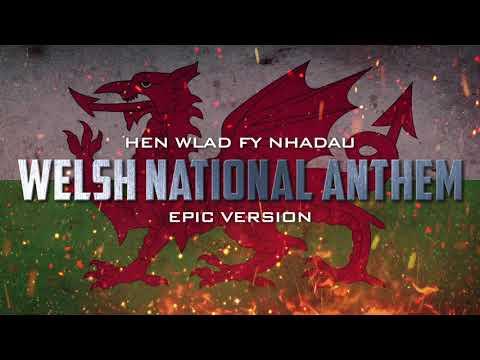 Welsh National Anthem - Hen Wlad Fy Nhadau | Epic Version