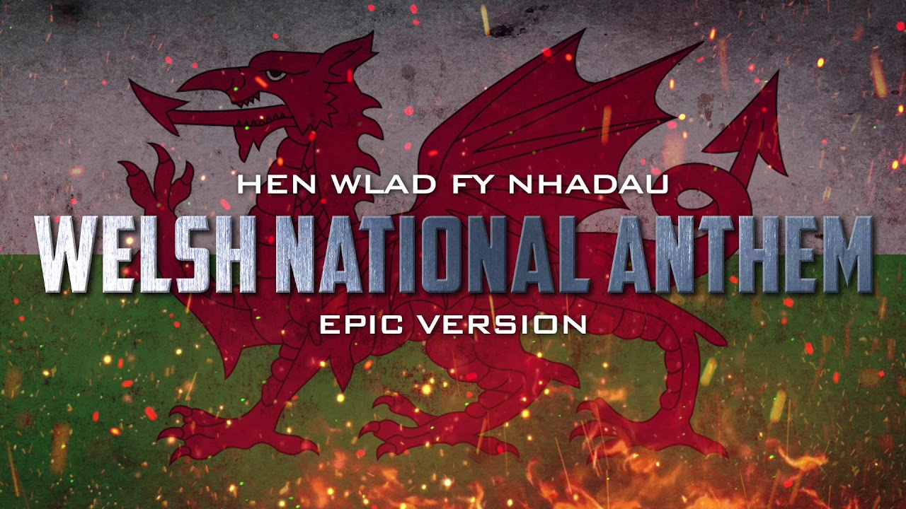 Welsh National Anthem - Hen Wlad Fy Nhadau | Epic Version