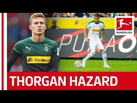 Thorgan Hazard The Difference Maker - Mönchengladbach's Magician