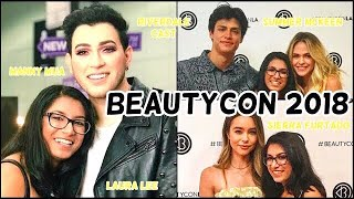 BEAUTYCON 2018 VLOG! Meeting Manny MUA, Laura Lee, Riverdale Cast, Snoop Dogg, and more!