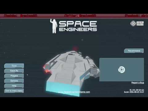 Space Engineers: Trek Planing, Ship Designing, and Creation
