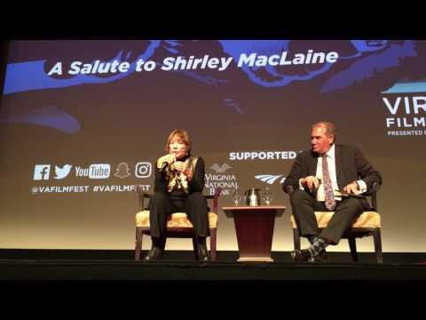 Shirley MacLaine on Karma