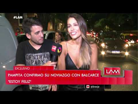 Pampita contó por qué blanqueó su romance con Mariano Balcarce