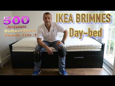 ikea-brimnes-extendable-day-bed-frame-with-2-drawers-assembly