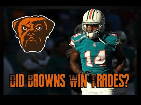 Browns Trade For Jarvis Landry/Tyrod Taylor - Did They Win?