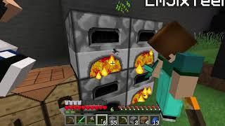 Война в MINECRAFT   Эпизод 3   4 СЕЗОН! Minecraft War