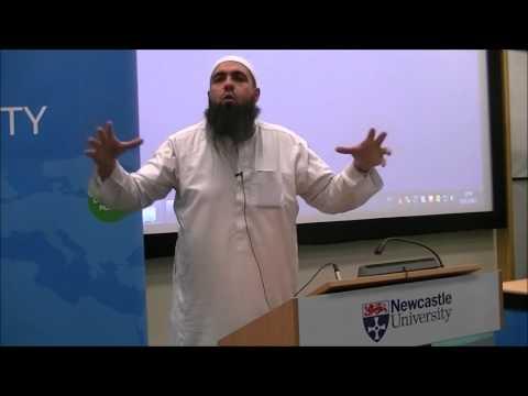 State of The Ummah | UK Tour 2015 | Mohamed Hoblos | Newcastle University Islamic Society