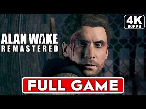 ALAN WAKE REMASTERED Gameplay Walkthrough Part 1 FULL GAME [4K 60FPS PC ULTRA] - No Commentary thumbnail