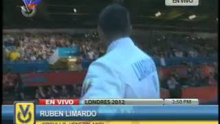 Venezolano Rubén Limardo hace historia en los Juegos Olímpicos al conseguir medalla de oro