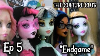 The Culture Club Episode 5 - Endgame