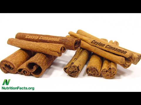 Update on Cinnamon for Blood Sugar Control