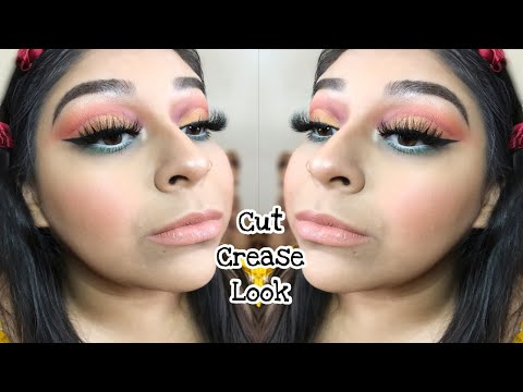 Cut Crease Makeup Look | Juvia's Place The Nubian 2 | iitsVB thumbnail