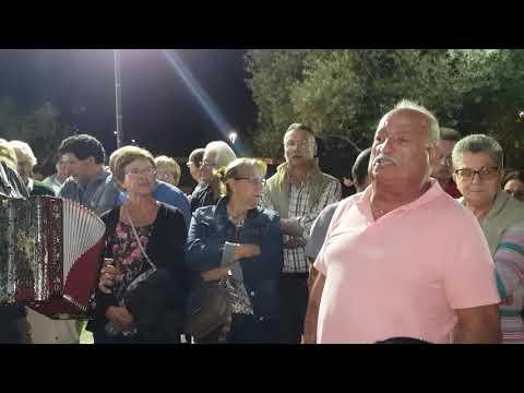 Tone Chofer  &  Amigos  na Desfolhada em Bravães - 2018