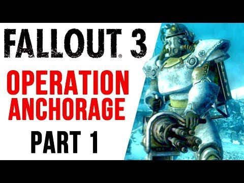 Fallout 3 Walkthrough Part 1 – OPERATION ANCHORAGE