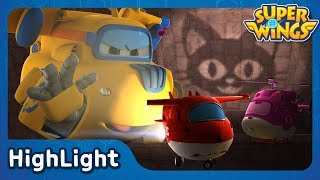 Follow That Ghost | SuperWings Highlight | S1 EP23