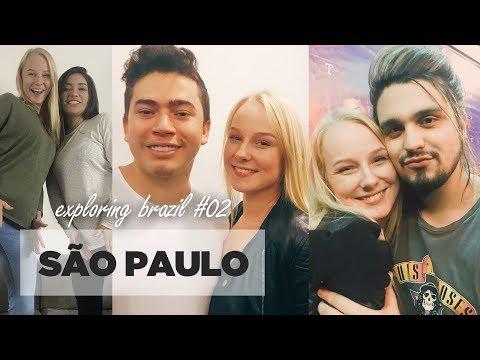EXPLORING BRAZIL 02 - MEETINGS IN SÃO PAULO