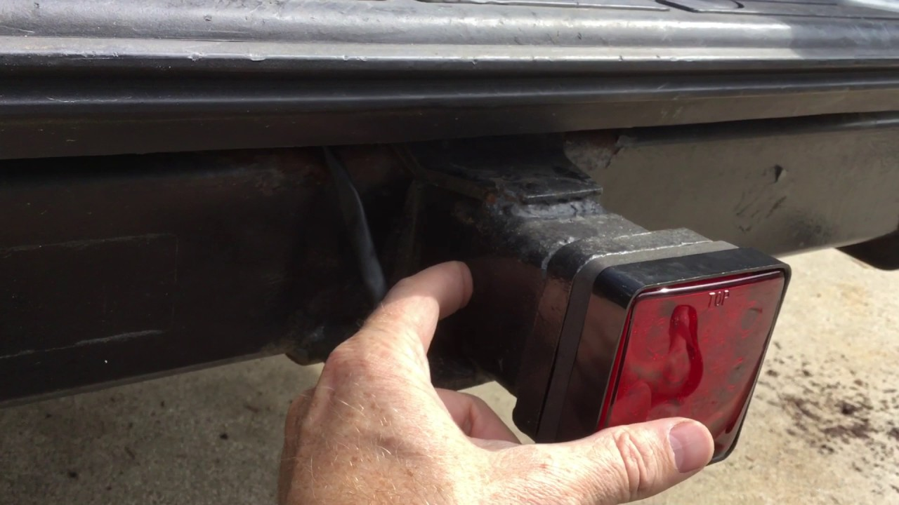 Wiring A Trailer Youtube