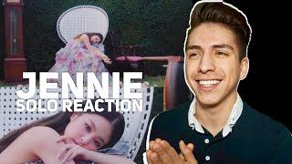 Jennie - SOLO (Music Video)| E2 Reacts