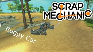 Scrap Mechanic Buggy