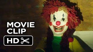Poltergeist Movie CLIP - Clown Attack (2015) - Sam Rockwell, Rosemarie DeWitt Movie HD