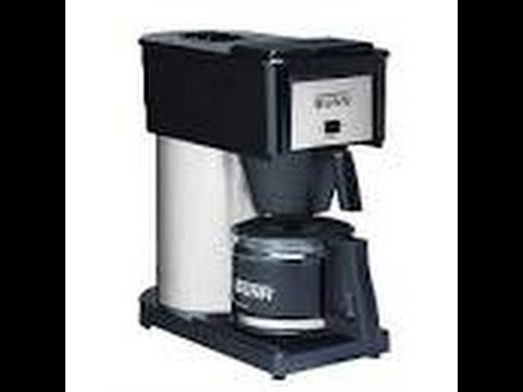 Make money Scrapping a BUNN Coffee maker - YouTube