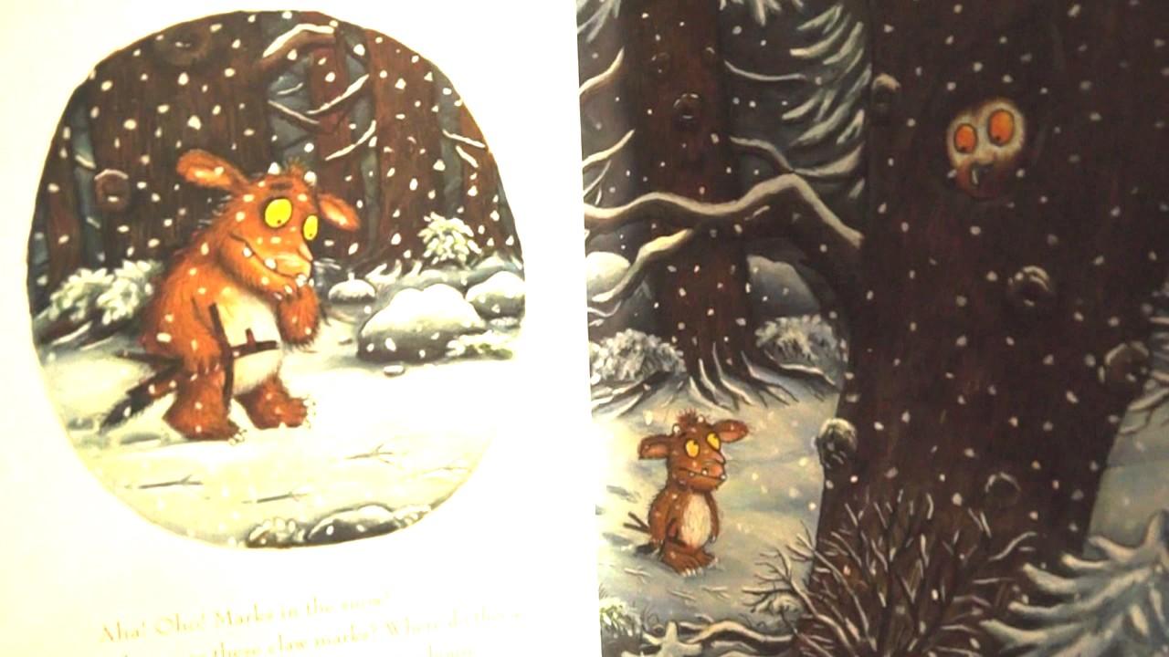 The Gruffalos Child Book